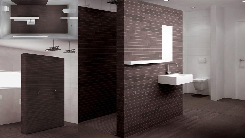 Keuken Mosa Tegels : Badkamer tegels in hapert bladel reusel