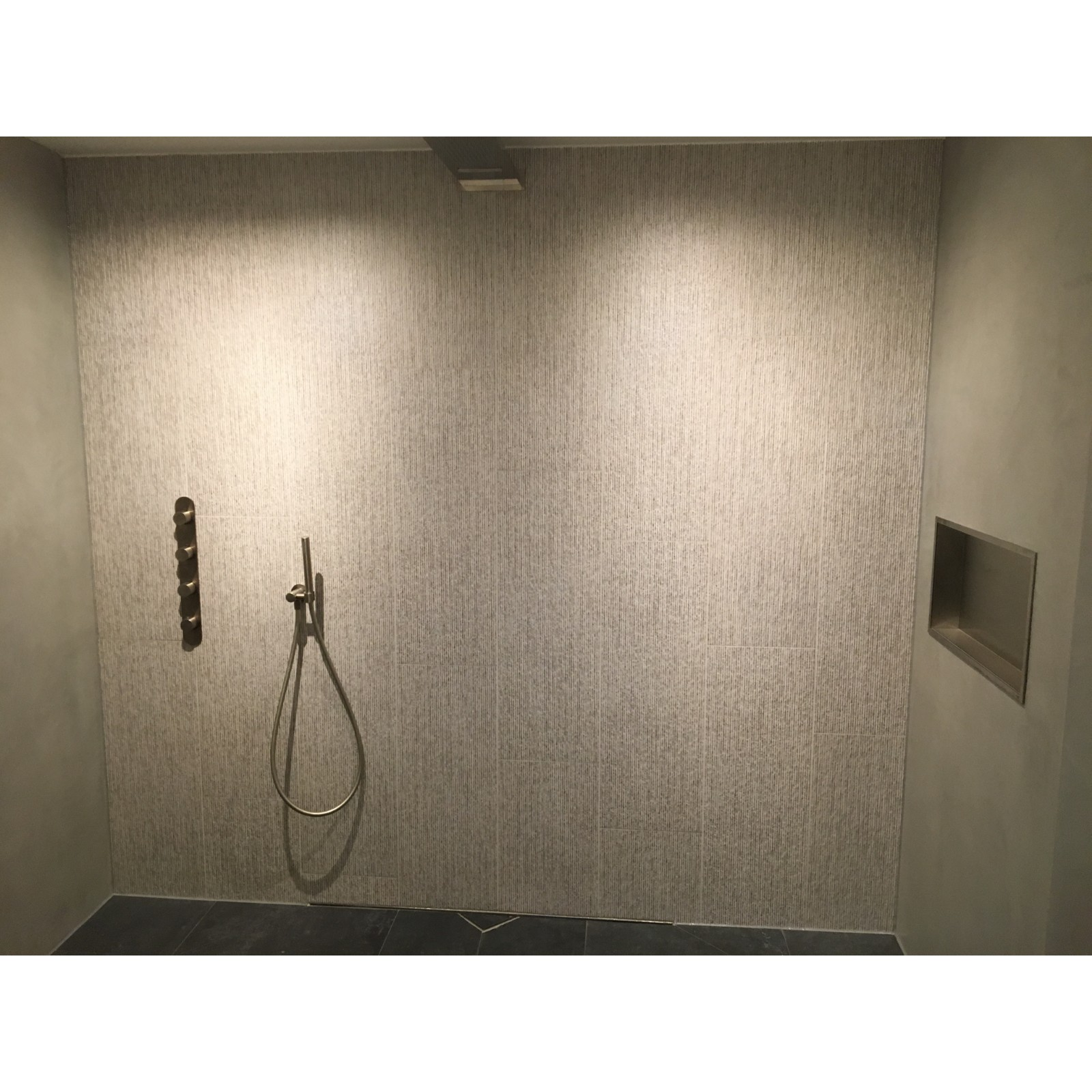 badkamer renovatie beton cir amsterdam centrum tuijps. Black Bedroom Furniture Sets. Home Design Ideas