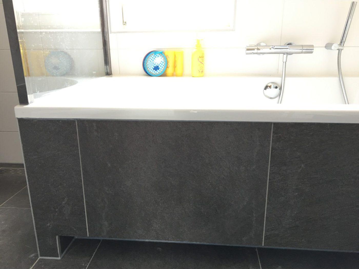 nieuwbouw casco opgeleverd Badkamer en toilet gemaakt Weesp | Tuijps