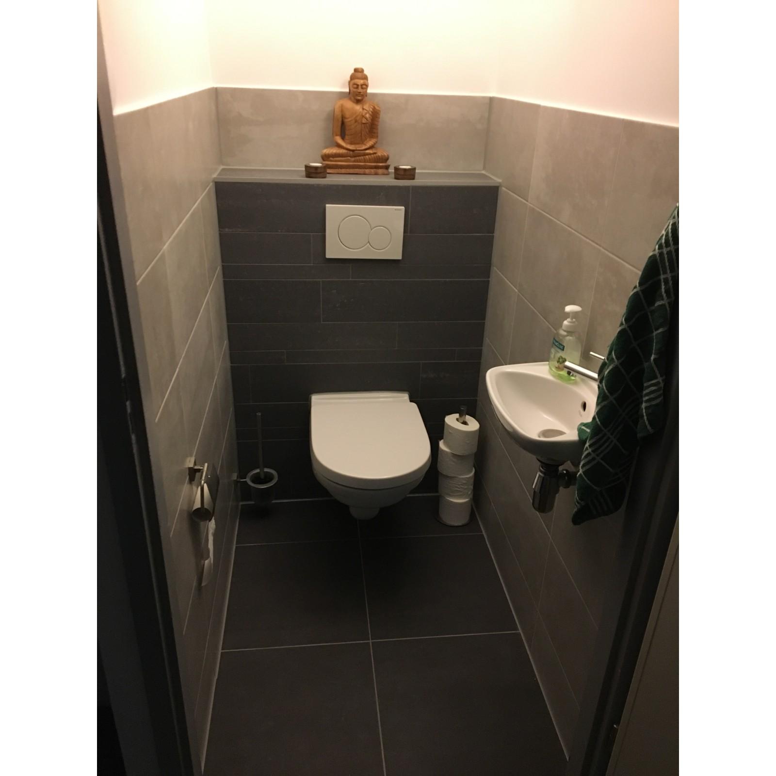 Badkamer en toilet Duivendrecht - Tuijps Tegels, Sanitair en Keukens