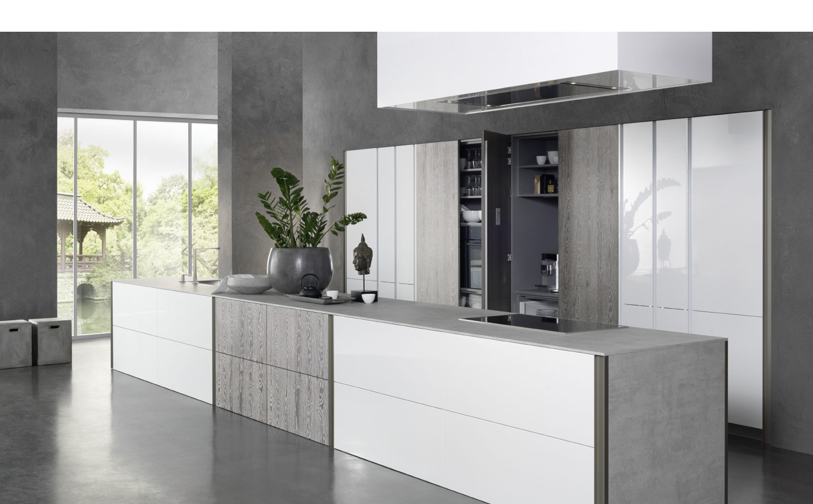 Rational keukens, Amsterdam Noord, Volendam, design keukens, installeren keukens, plaatsen keukens, schmidt, rotpunkt, keller,