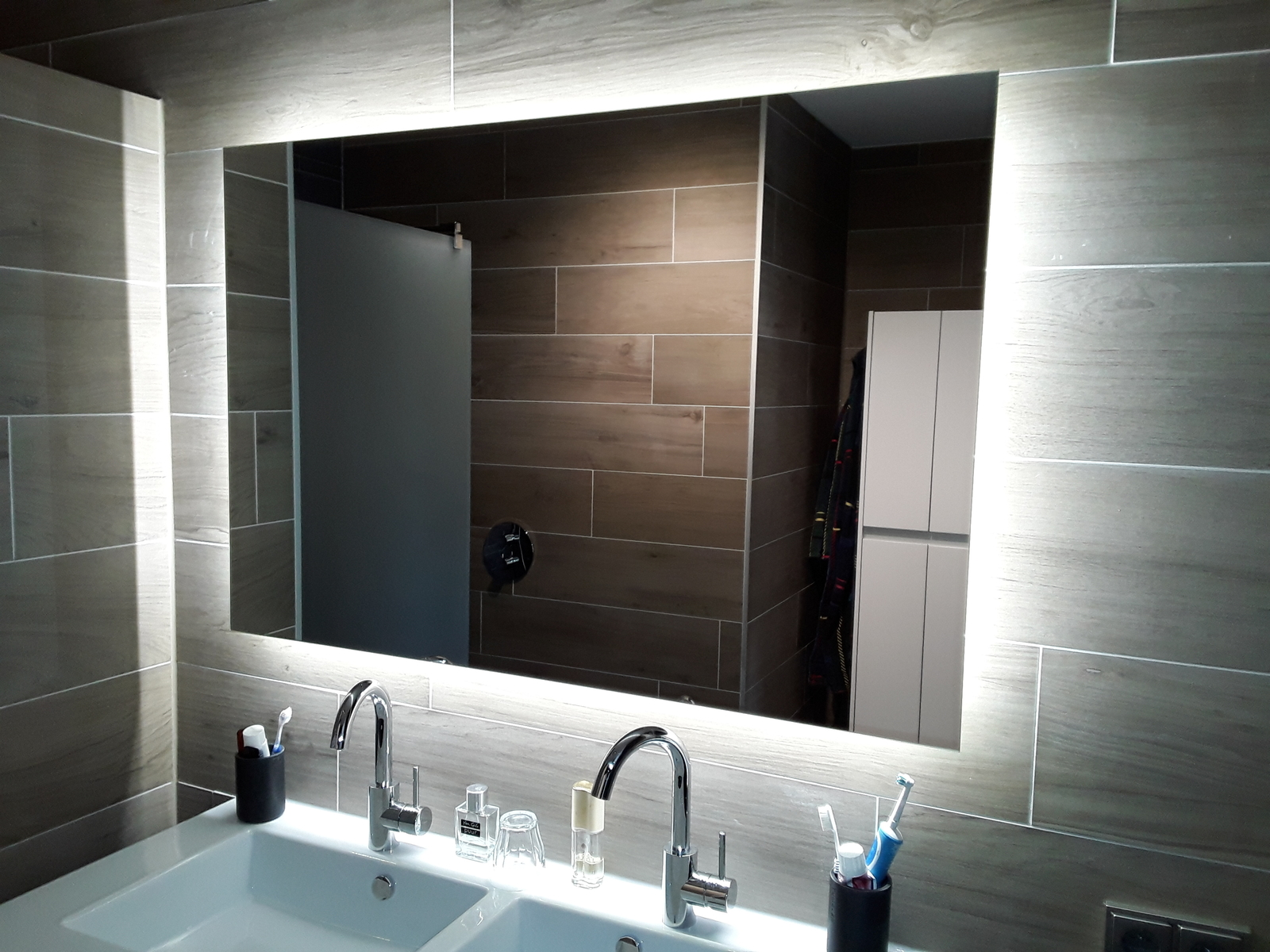 Complete badkamer verbouwing diemen tuijps amsterdam
