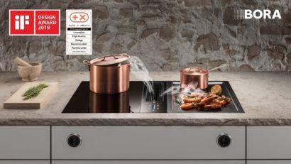 bora classic, tuijps, keukens, werkblad afzuiging, inductie afzuiging, Tuijps is erkend Bora dealer en installateur